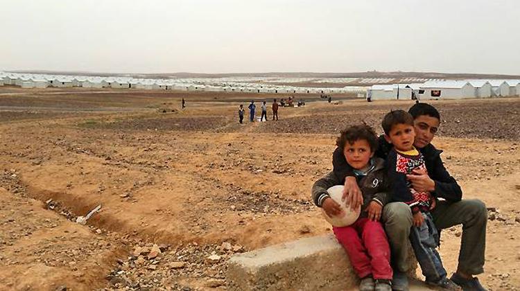 5 ans de guerre en syrie