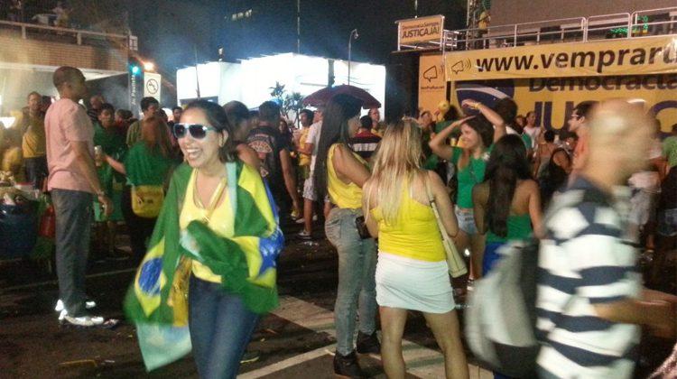 Alice Serrano/ Destitution Dilma Roussef