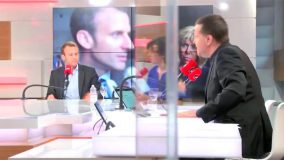 @France Inter/question Politique /Emmanuel Macron