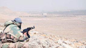 Soldat de l'armée de Bachar el Assad / Crédits : Agence SANA - Reuters