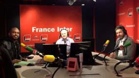 Ali Rebeihi/Emmanuel Leclère/Bruno Denaes@franceinter/CC/RF