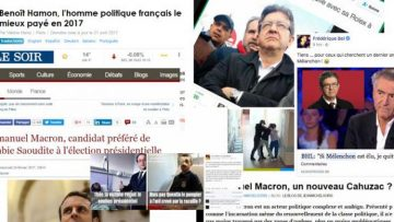 Les rumeurs de la campagne présidentielle (Captures d'écran)