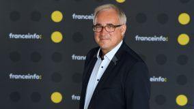 Vincent Giret © Radio France / Christophe Abramowitz