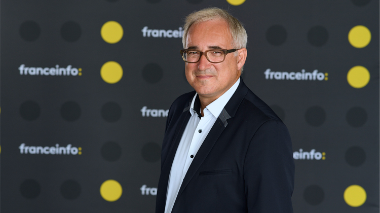 Vincent Giret © Radio France / Christophe Abramowitz