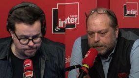 Un échange houleux a opposé Nicolas Demorand (France Inter) à Eric Dupont-Moretti, l'avocat d' Abdelkader Merah, condamné ce jeudi à 20 ans de réclusion criminelle. | Capture écran