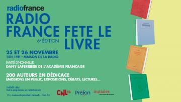 Fete le livre Radio France Micronouvelle