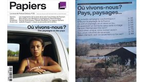 Papiers n°25 : Où vivons-nous ? Des paysages et des pays