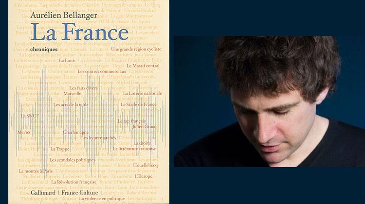 """Résultat de recherche d'images pour """"La France chroniques Aurélien Bellanger Gallimard France Culture"""""""
