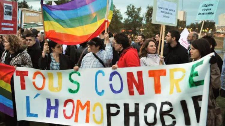 Homophobie Interception